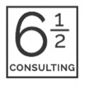 Six and a Half Consulting logo