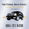 Your Personal Driver Services logo
