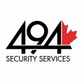 494 Security Services Inc. logo