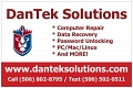 Dantek Solutions - 140 First Avenue logo
