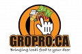 GROPRO Grocery Delivery logo