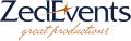 ZedEvents great productions logo
