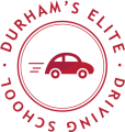 Durham's Elite Driving School logo