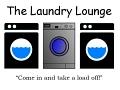 The Laundry Lounge logo