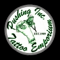 Pushing Inc. Tattoo Emporium logo