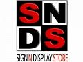 The Sign N Display Store logo