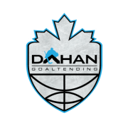 Dahan Goaltending - Goalie Hockey School logo
