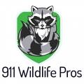 911 Wildlife Pros logo