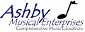 Ashby Musical Enterprises logo