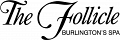 The Follicle, Burlington's Spa logo