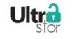 UltraStor logo