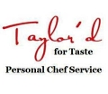 Taylor'd for Taste Personal Chef Service logo