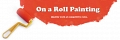 ON A Roll Painting logo