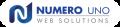 Numero Uno Web Solutions logo