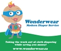Wonderwear Cloth Diaper Delivery Service logo