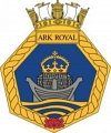 NLCC Ark Royal logo