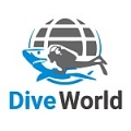 Dive World logo