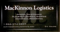 MacKinnon Logistics logo