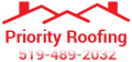 Priority Roofing Guelph logo