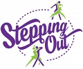 Stepping Out Dance Co logo