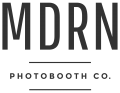 MDRN Photobooth Company logo