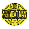 The Local Meat Man logo