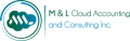 M & L Cloud Accounting and Consulting Inc. logo