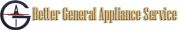 Better General Appliance Service and Repair logo