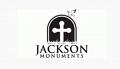 Jackson Monuments & StoneWorks logo
