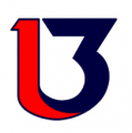 Thirteen Under Golf logo