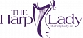 The Harp Lady logo