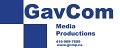 GavCom Media Productions logo