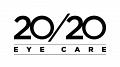 20 20 Eye Care logo