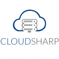 CloudSharp logo