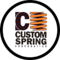 Custom Spring Corporation logo