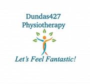 Dundas 427 Physiotherapy logo