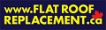 FlatRoofReplacement.ca logo