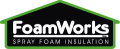 FoamWorks Insulation logo