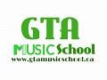 GTA Music School Mississauga logo