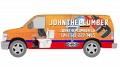 John the Plumber Mississauga logo