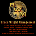 Bruce Wright Management Ltd logo