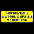 Discounter's Pool and Spa Warehouse logo