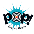 Pop! Events Group logo