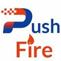 PushFire logo