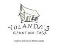 Yolanda's Spuntino Casa logo
