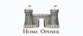 Home Opener logo