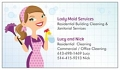 Lady Maid Services logo