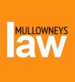 Mullowney's Law logo