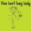 the loot bag lady logo