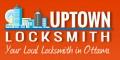 Uptown Locksmith logo